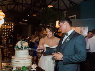 Cayla and David's Wedding in Savannah, Georgia 22