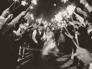 Cayla and David's Wedding in Savannah, Georgia 23