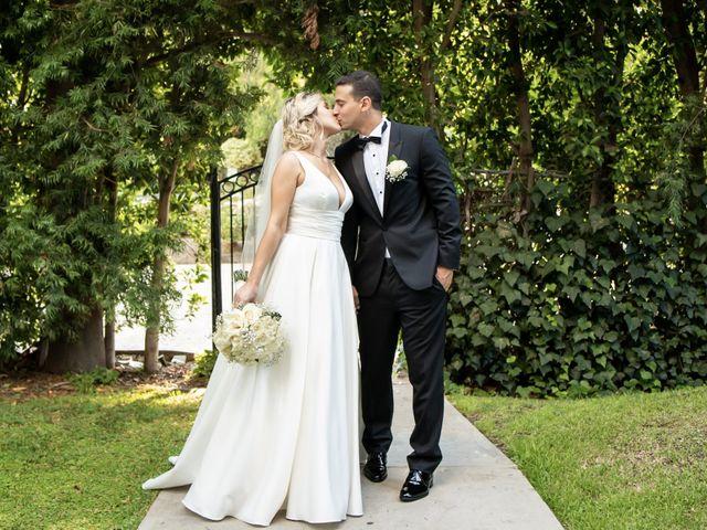The wedding of Ruxandra and Aymen