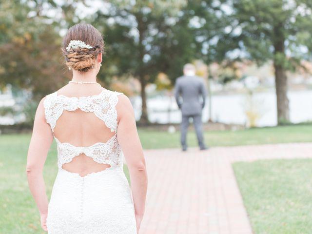 Steph and Dan's Wedding in Glen Burnie, Maryland 3