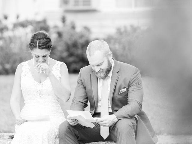 Steph and Dan's Wedding in Glen Burnie, Maryland 5