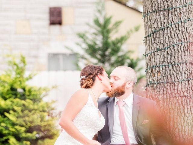Steph and Dan's Wedding in Glen Burnie, Maryland 6
