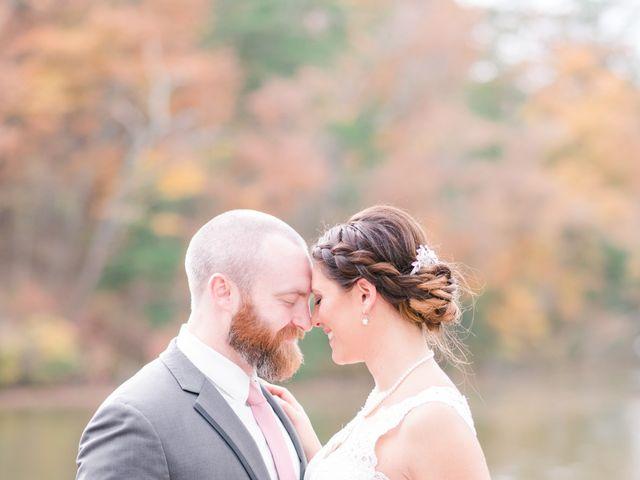 Steph and Dan's Wedding in Glen Burnie, Maryland 1