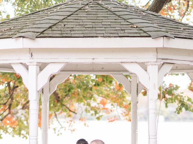 Steph and Dan's Wedding in Glen Burnie, Maryland 7