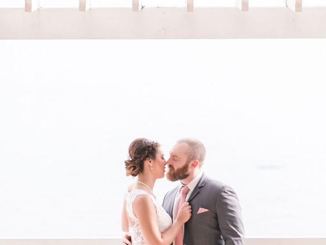 Steph and Dan's Wedding in Glen Burnie, Maryland 8