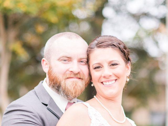 Steph and Dan's Wedding in Glen Burnie, Maryland 10