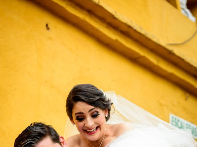 Juan and Kris's Wedding in Oaxaca, Mexico 1