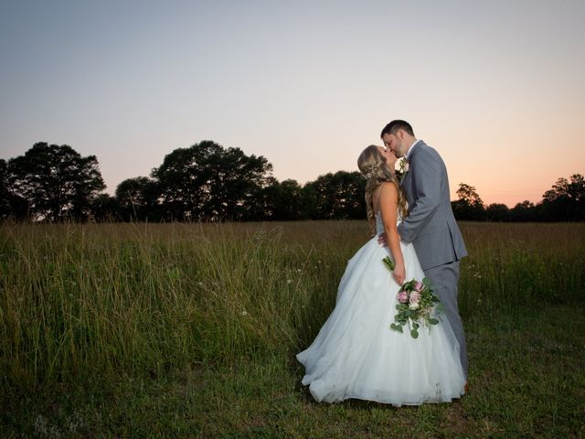 The wedding of Joy and Asher