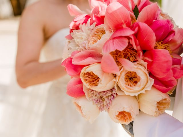Jess and Pay's Wedding in Isla Mujeres, Mexico 16