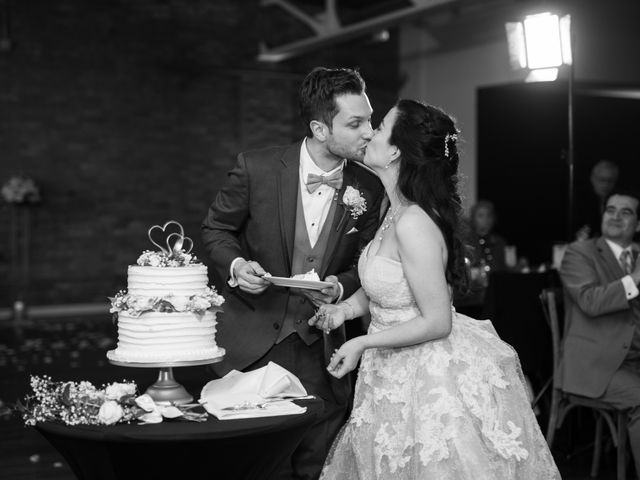 Gisella and Cullen's Wedding in Chicago, Illinois 3