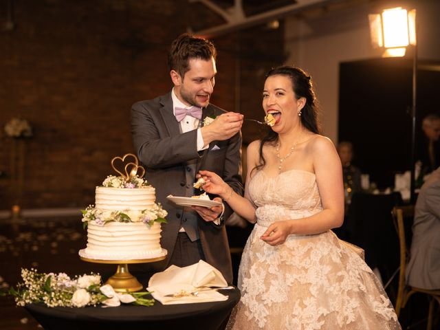 Gisella and Cullen's Wedding in Chicago, Illinois 4