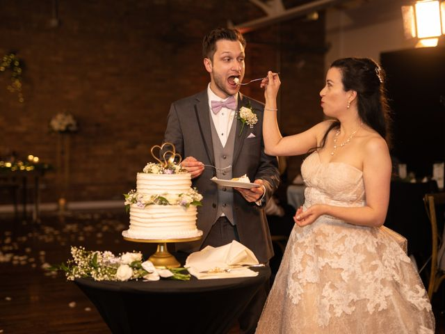 Gisella and Cullen's Wedding in Chicago, Illinois 5