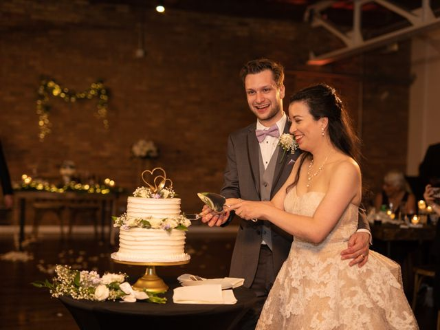 Gisella and Cullen's Wedding in Chicago, Illinois 6