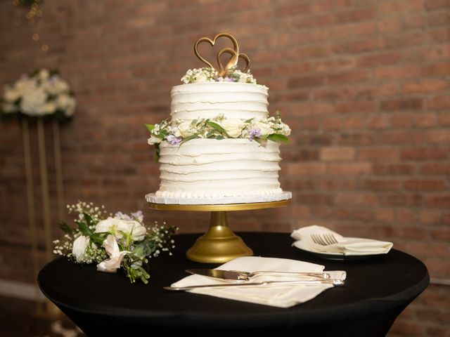 Gisella and Cullen's Wedding in Chicago, Illinois 7