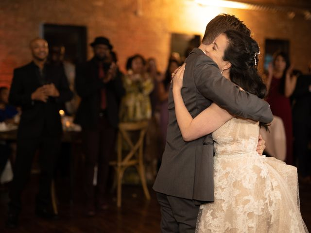 Gisella and Cullen's Wedding in Chicago, Illinois 9