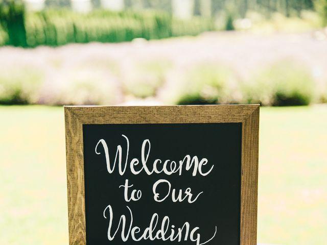 Seth and Ashley's Wedding in Woodinville, Washington 4