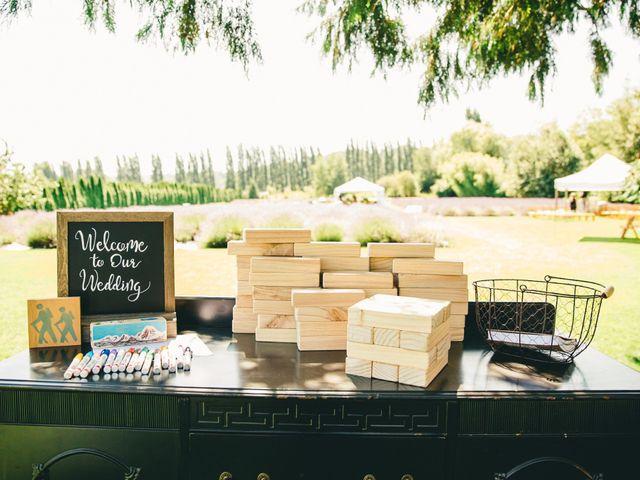 Seth and Ashley's Wedding in Woodinville, Washington 5