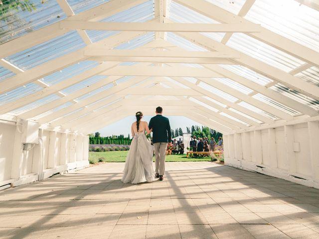 Seth and Ashley's Wedding in Woodinville, Washington 22