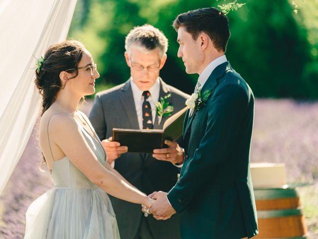 Seth and Ashley's Wedding in Woodinville, Washington 23