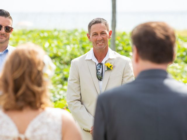 Dale and Courtney's Wedding in Fort Lauderdale, Florida 5