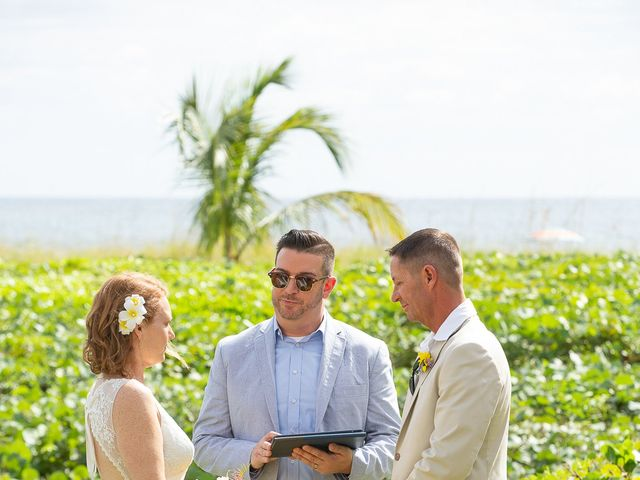 Dale and Courtney's Wedding in Fort Lauderdale, Florida 7