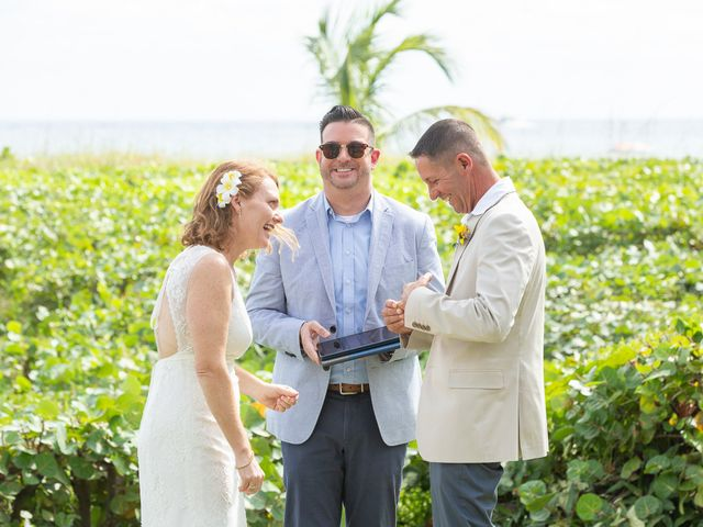 Dale and Courtney's Wedding in Fort Lauderdale, Florida 8