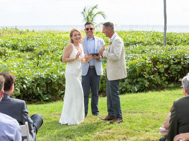 Dale and Courtney's Wedding in Fort Lauderdale, Florida 9