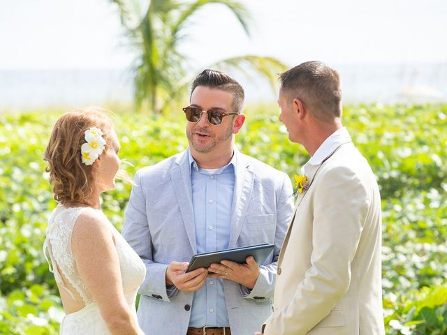 Dale and Courtney's Wedding in Fort Lauderdale, Florida 10