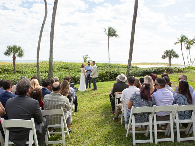 Dale and Courtney's Wedding in Fort Lauderdale, Florida 11