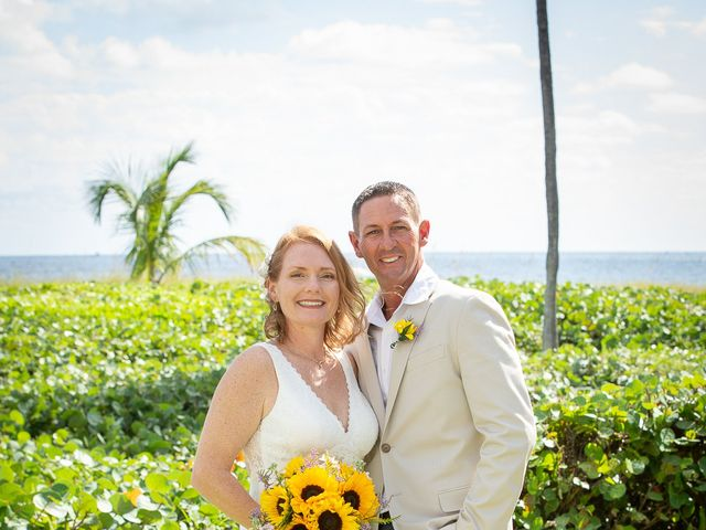 Dale and Courtney's Wedding in Fort Lauderdale, Florida 12