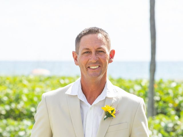 Dale and Courtney's Wedding in Fort Lauderdale, Florida 13