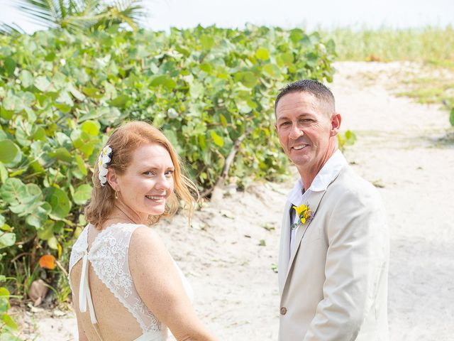 Dale and Courtney's Wedding in Fort Lauderdale, Florida 14
