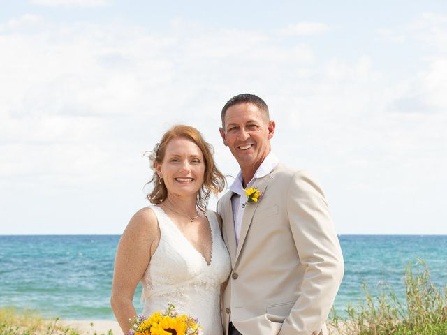 Dale and Courtney's Wedding in Fort Lauderdale, Florida 16