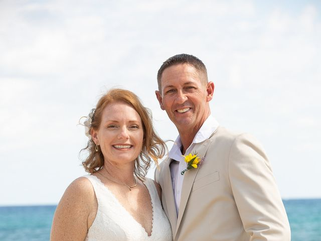 Dale and Courtney's Wedding in Fort Lauderdale, Florida 17
