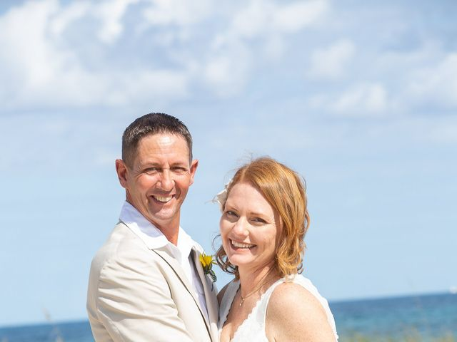 Dale and Courtney's Wedding in Fort Lauderdale, Florida 18