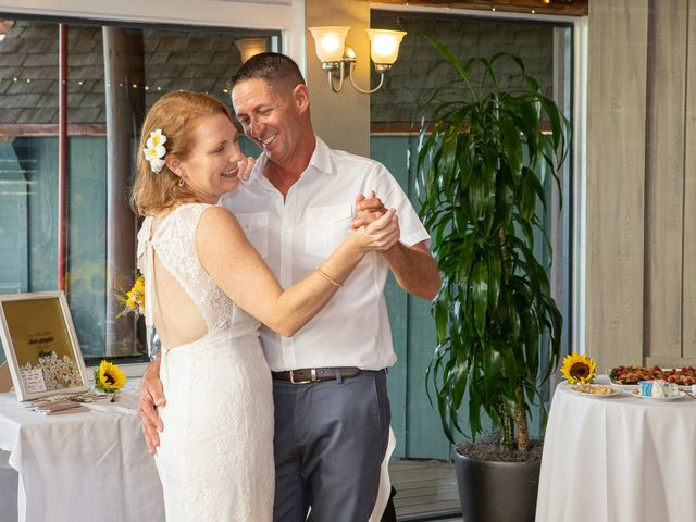 Dale and Courtney's Wedding in Fort Lauderdale, Florida 25