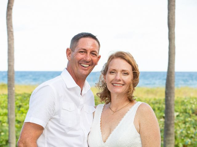 Dale and Courtney's Wedding in Fort Lauderdale, Florida 27