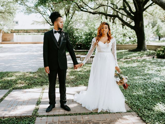The wedding of Cechola and Tory