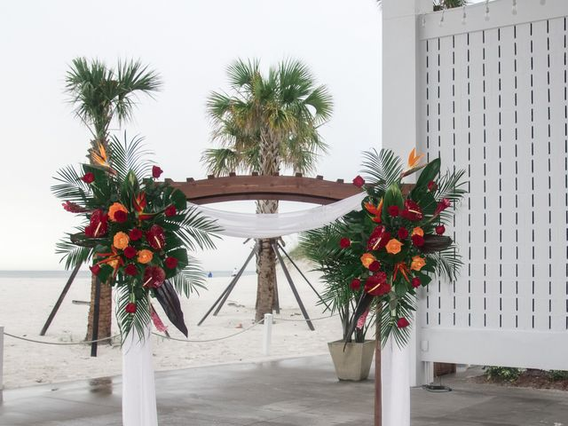 Jimmy and Betty's Wedding in Clearwater Beach, Florida 2