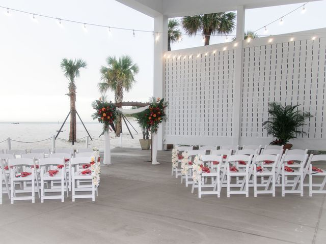Jimmy and Betty's Wedding in Clearwater Beach, Florida 6