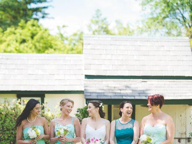 Nicole and Dan's Wedding in Perkasie, Pennsylvania 7
