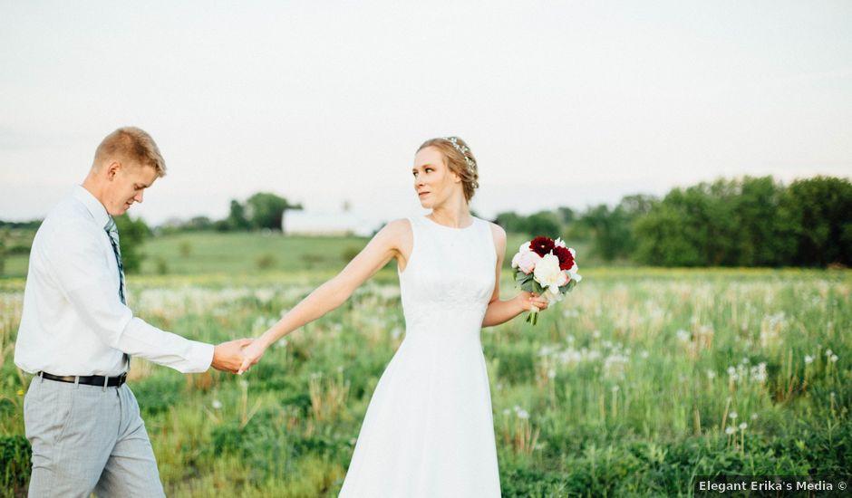 Alison and Andrew's Wedding in Watertown, Wisconsin