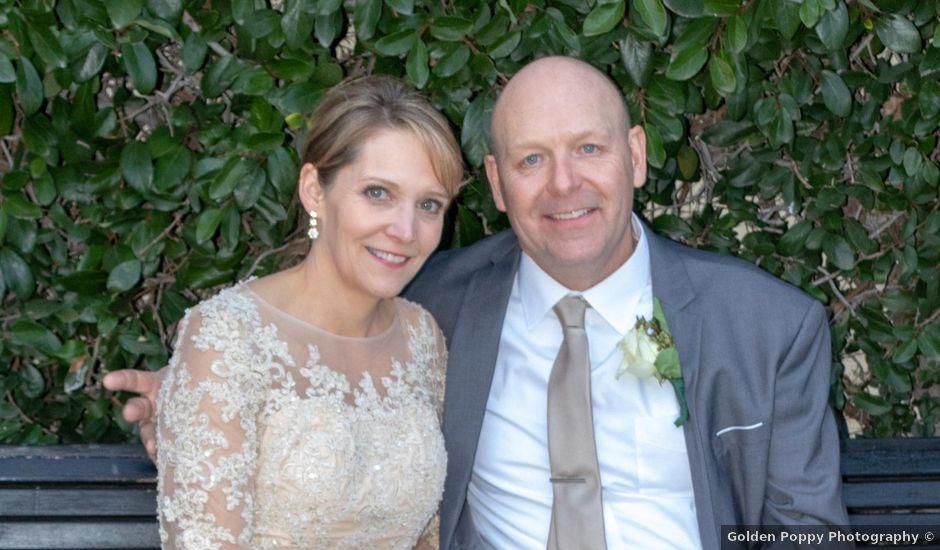 Buddy and Connie's Wedding in Auburn, California