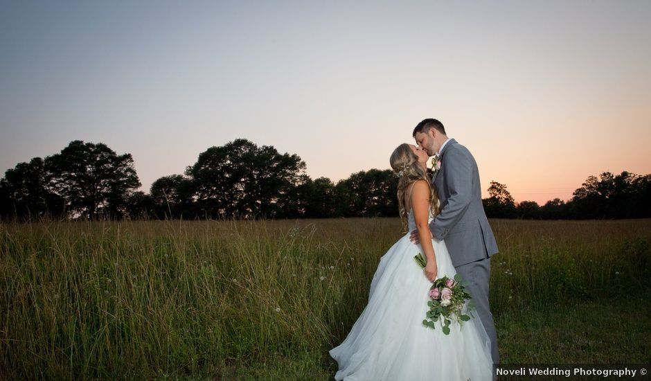 Asher and Joy's Wedding in Anderson, South Carolina