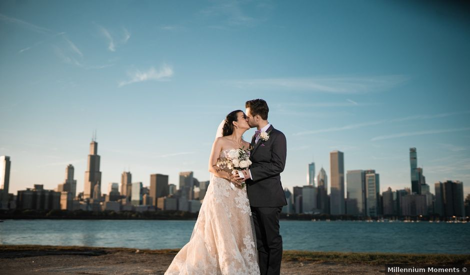 Gisella and Cullen's Wedding in Chicago, Illinois