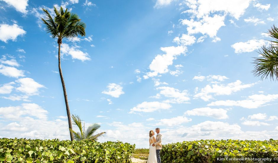 Dale and Courtney's Wedding in Fort Lauderdale, Florida