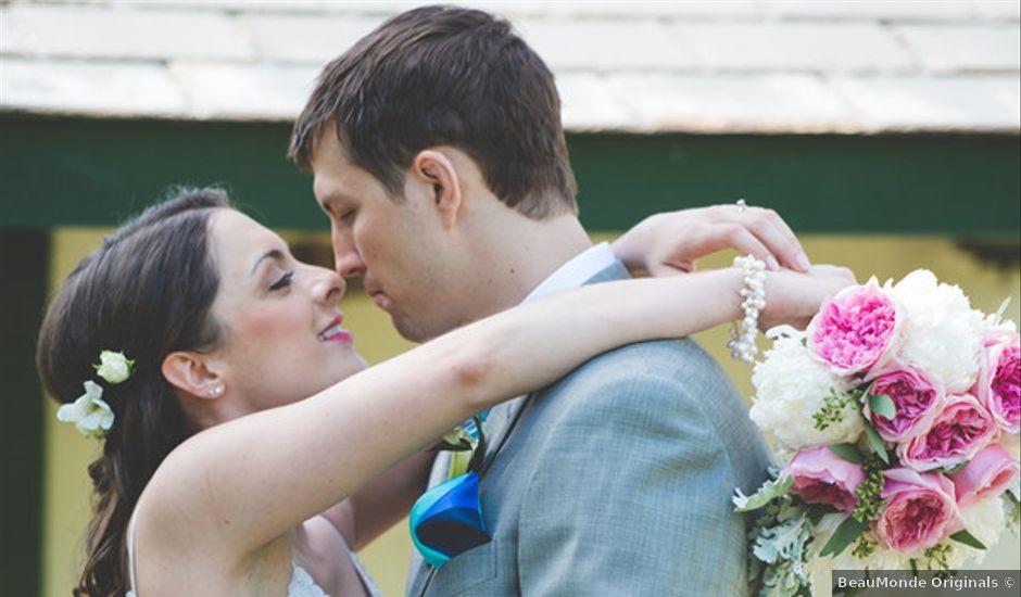 Nicole and Dan's Wedding in Perkasie, Pennsylvania