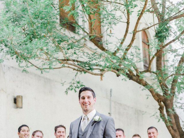 Allison and Cody's Wedding in Livermore, California 10