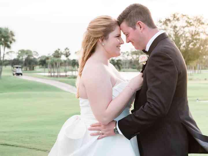 The wedding of Amanda and Brad