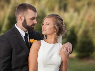 The wedding of Nichole and Cody